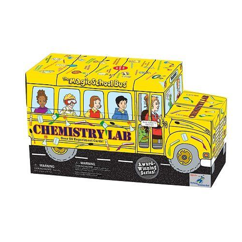 "Toys ""R"" Us - The Magic School Bus - Chemistry Lab"