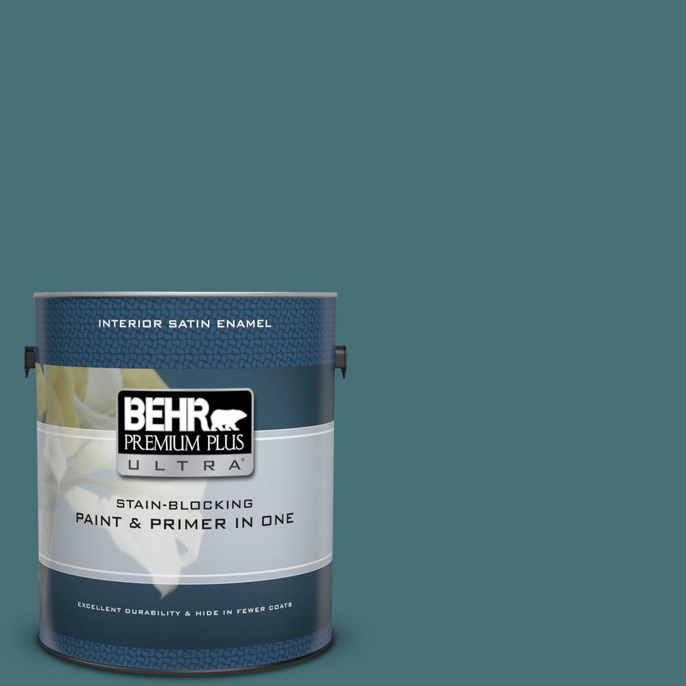 Behr Premium Plus Ultra 1 Gal Ppu13 02 Juniper Berries