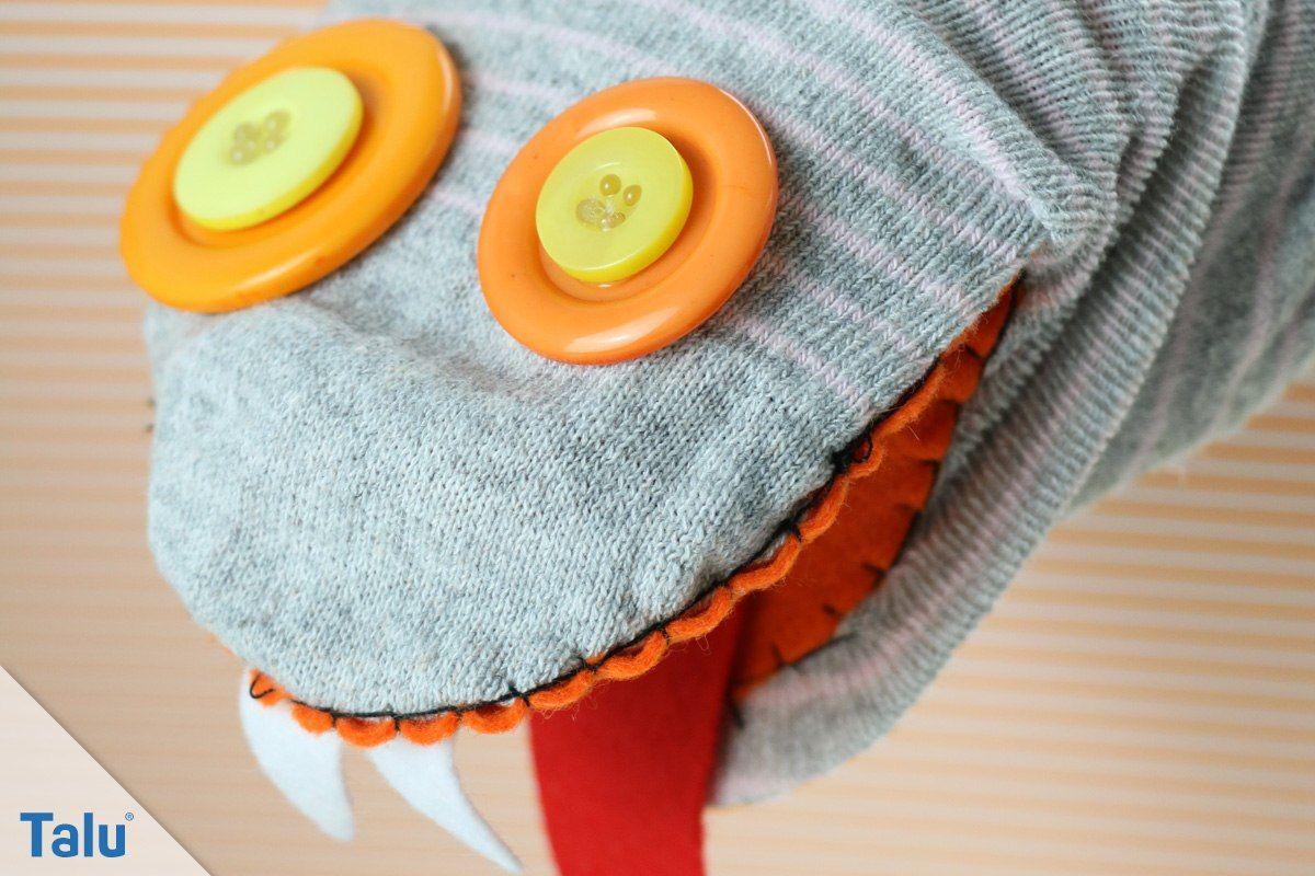handpuppen selber machen puppen tiere aus socken basteln basteln pinterest baby. Black Bedroom Furniture Sets. Home Design Ideas