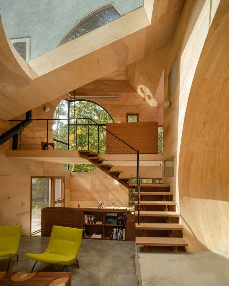 home interior design stairs%0A      Spectacular Staircase Ideas