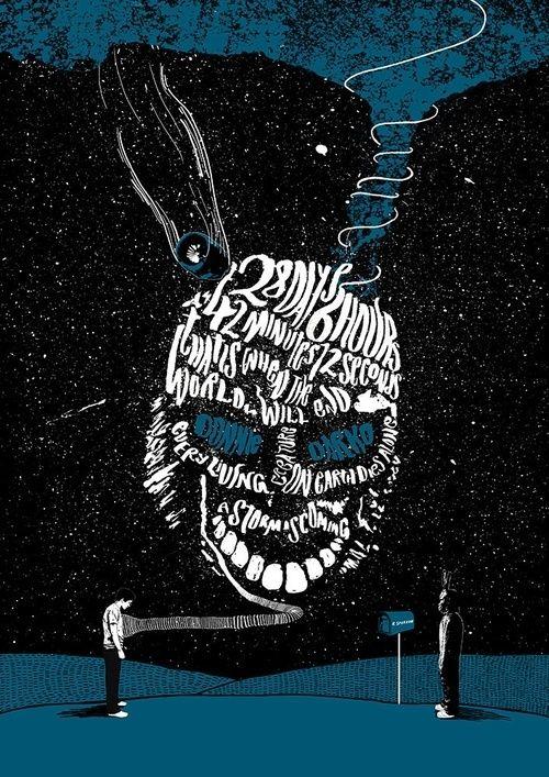 Amazing Donnie Darko Art