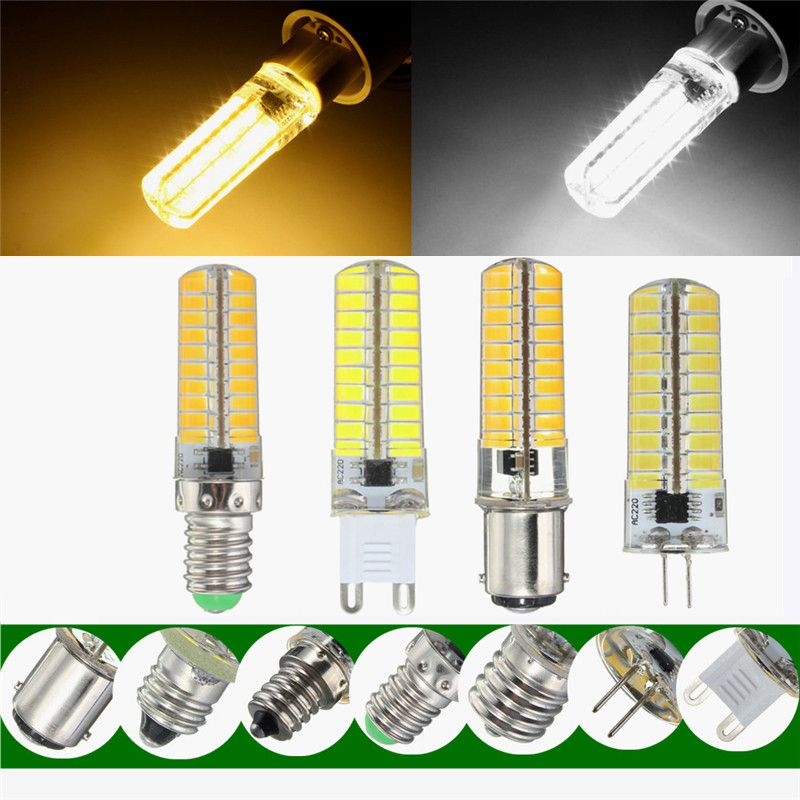 Wholesale Price Free Shipping E17 Dimmable Led Dimmable E11 E12 E14 E17 G4 G9 Ba15d 2 5w Led Corn Bulbs Warm Pure White S Pure Products Bulb Led Light Bulbs