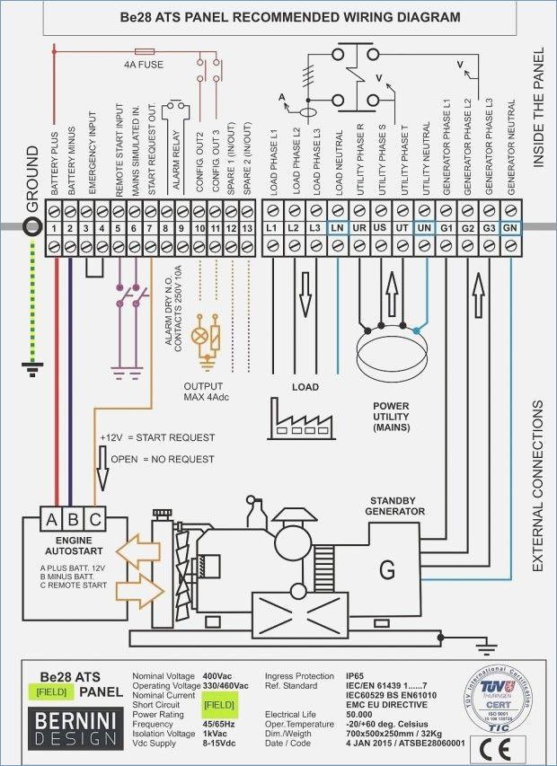 Generac Automatic Transfer Switch Wiring Diagram 100 Amp 3