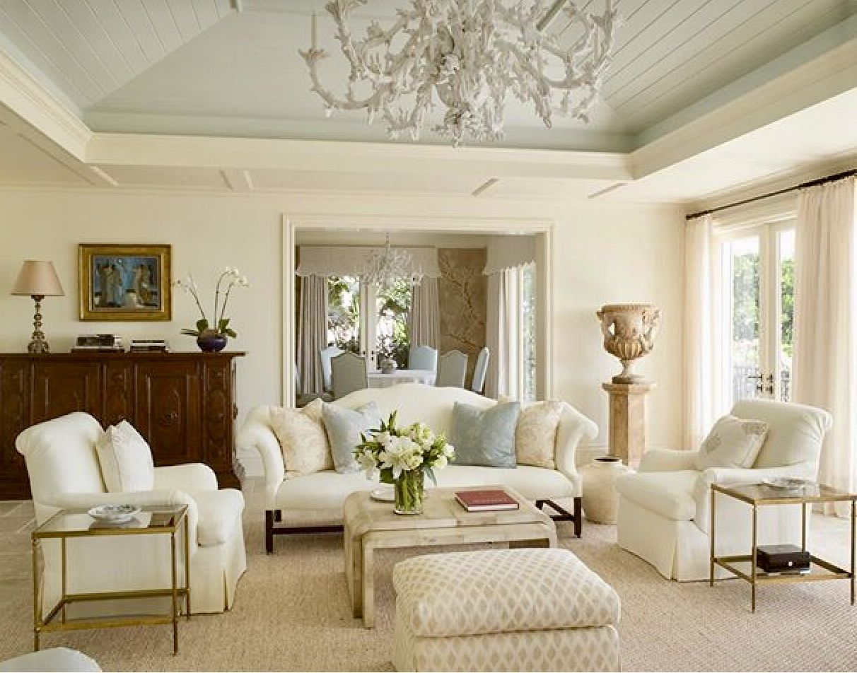 Design by Leta Austen Foster | Living Rooms | Pinterest