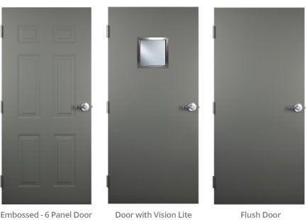 Commercial Hollow Metal Doors Trudoor Hollow Metal Doors Metal Door Steel Doors