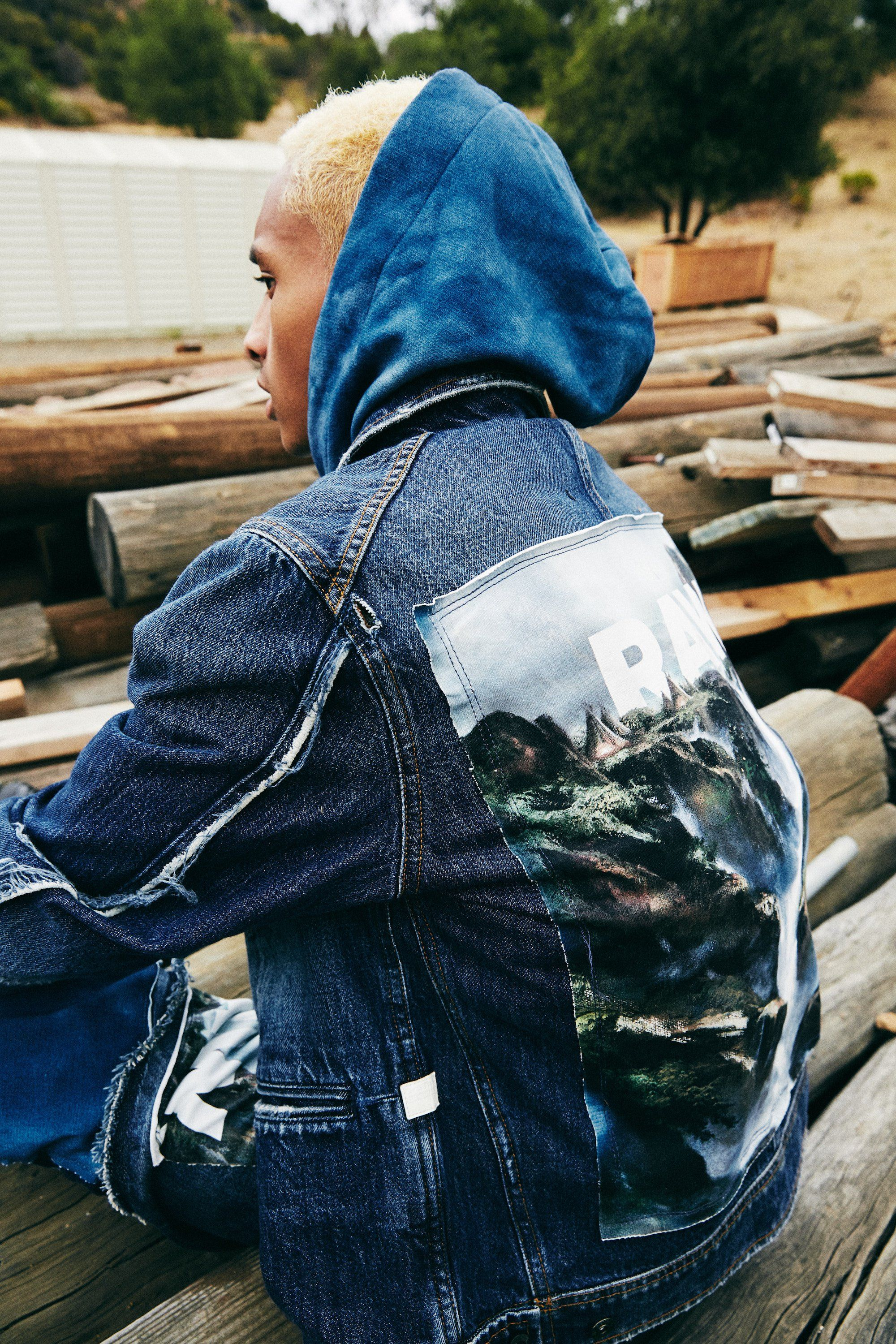 G Star RAW x Jaden Smith: Forces Of Nature | Denim street