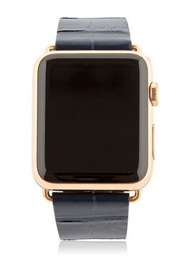 fc867989752ca Hadoro - 42mm rose gold apple watch with 3 band set | Apple Watch ...
