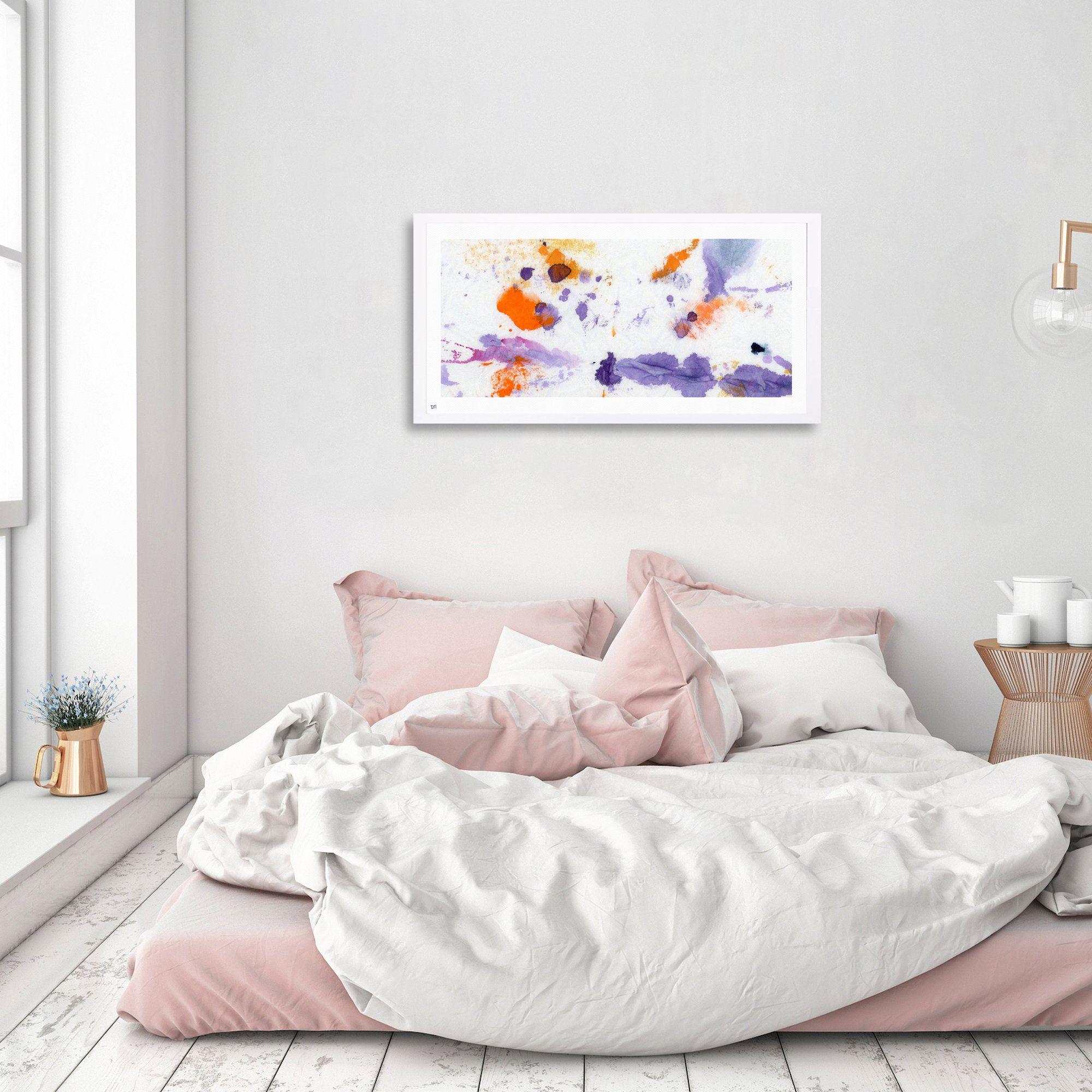 Palette De Color Framed Graphic Art | Accent decor, White ...