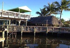 old key lime house tiki palm beach county florida restaurants and rh pinterest com