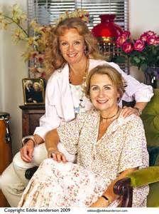 Juliet Mills & sister Haley Mills
