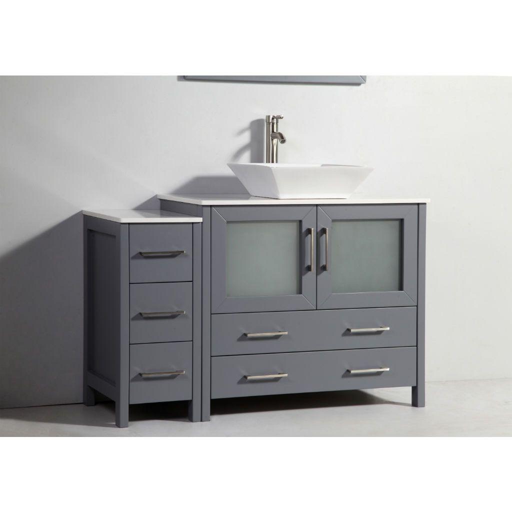 Legion Furniture Solid Wood Single Sink Vanity