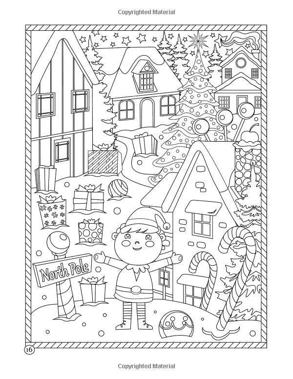 Amazon Com Christmas Treats A Holiday Coloring Book Coloring Journeys Volume 2 9 Holiday Coloring Book Coloring Books Printable Christmas Coloring Pages