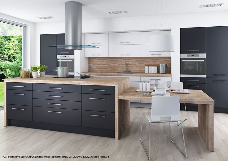 Best Charcoal Grey Kitchen Cabinets Grey Kitchens On Pinterest 400 x 300