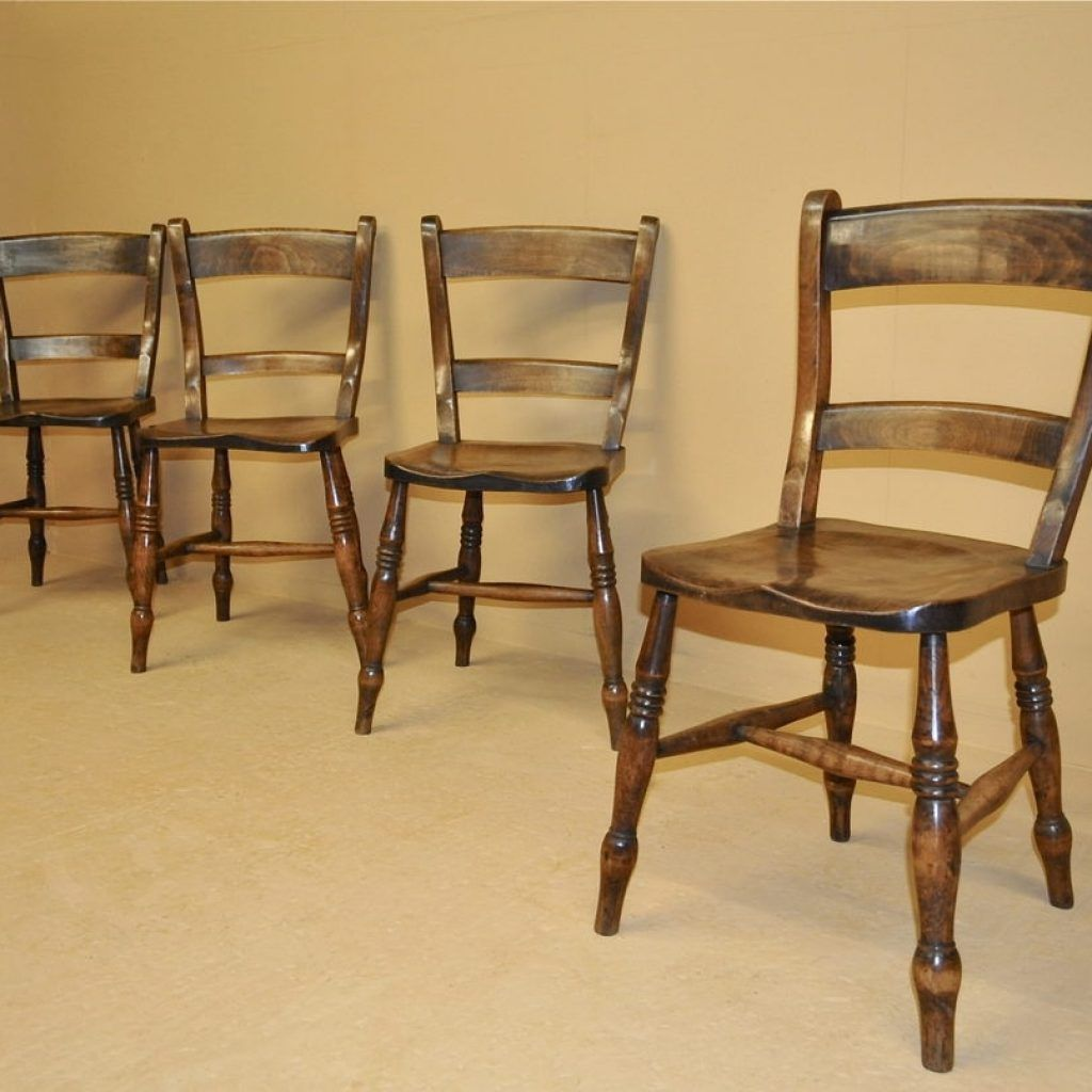 Old Style Kitchen Chairs