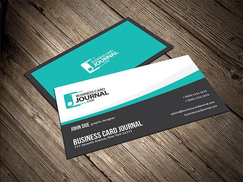 Smooth Amp Flowy Creative Business Card Template Business Cards Creative Templates Business Cards Creative Business Card Psd