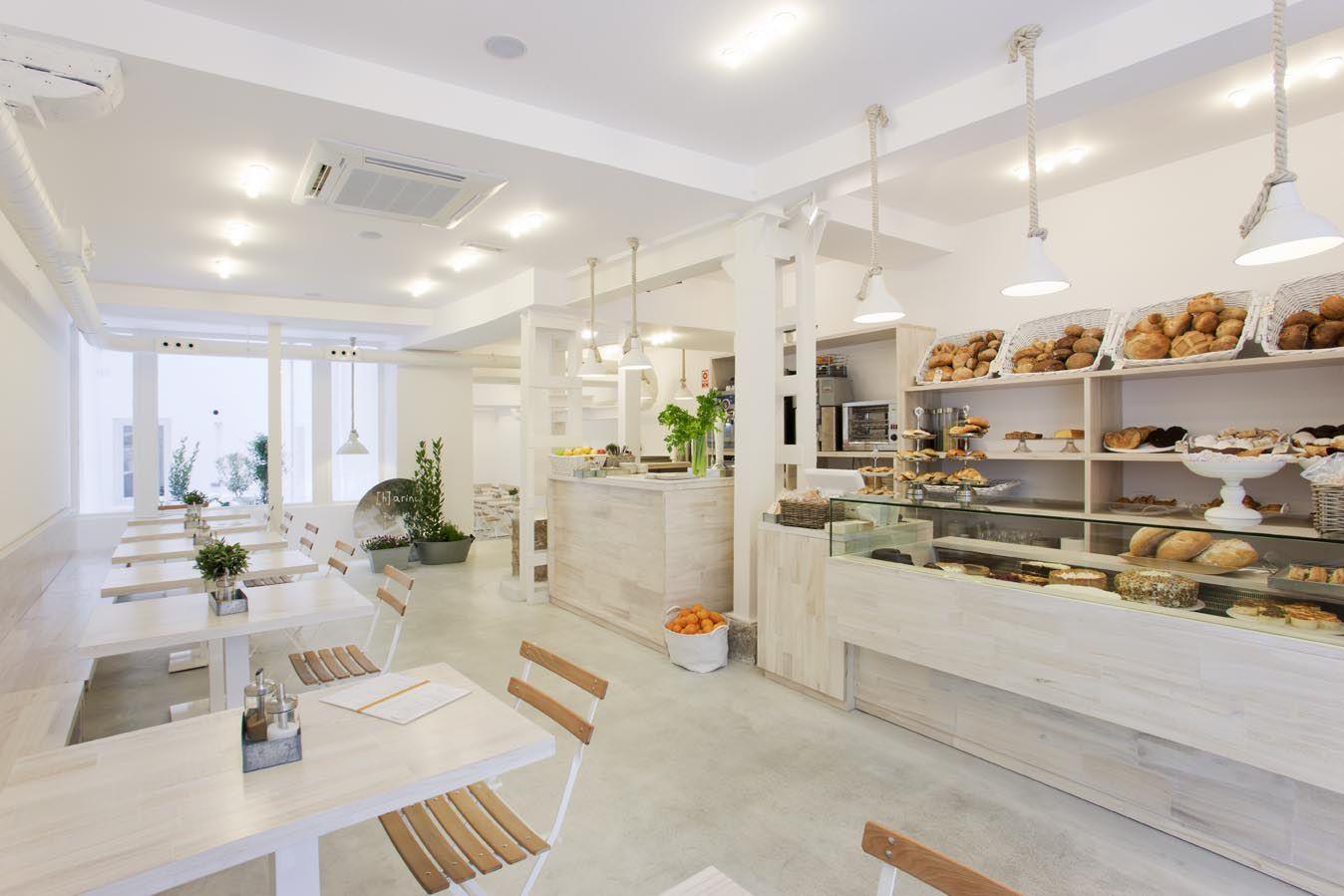 Panadería Harina – Madrid | Panaderías, Madrid y Cafetería