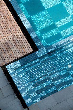 Via Botani Landscape Design by Open Box | Detail-Pool | Pinterest