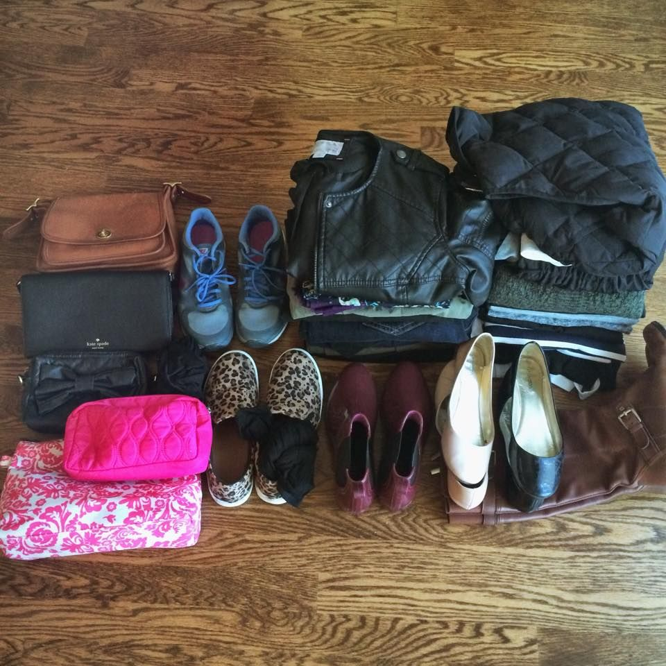 Girl's guide to packing for a semester abroad