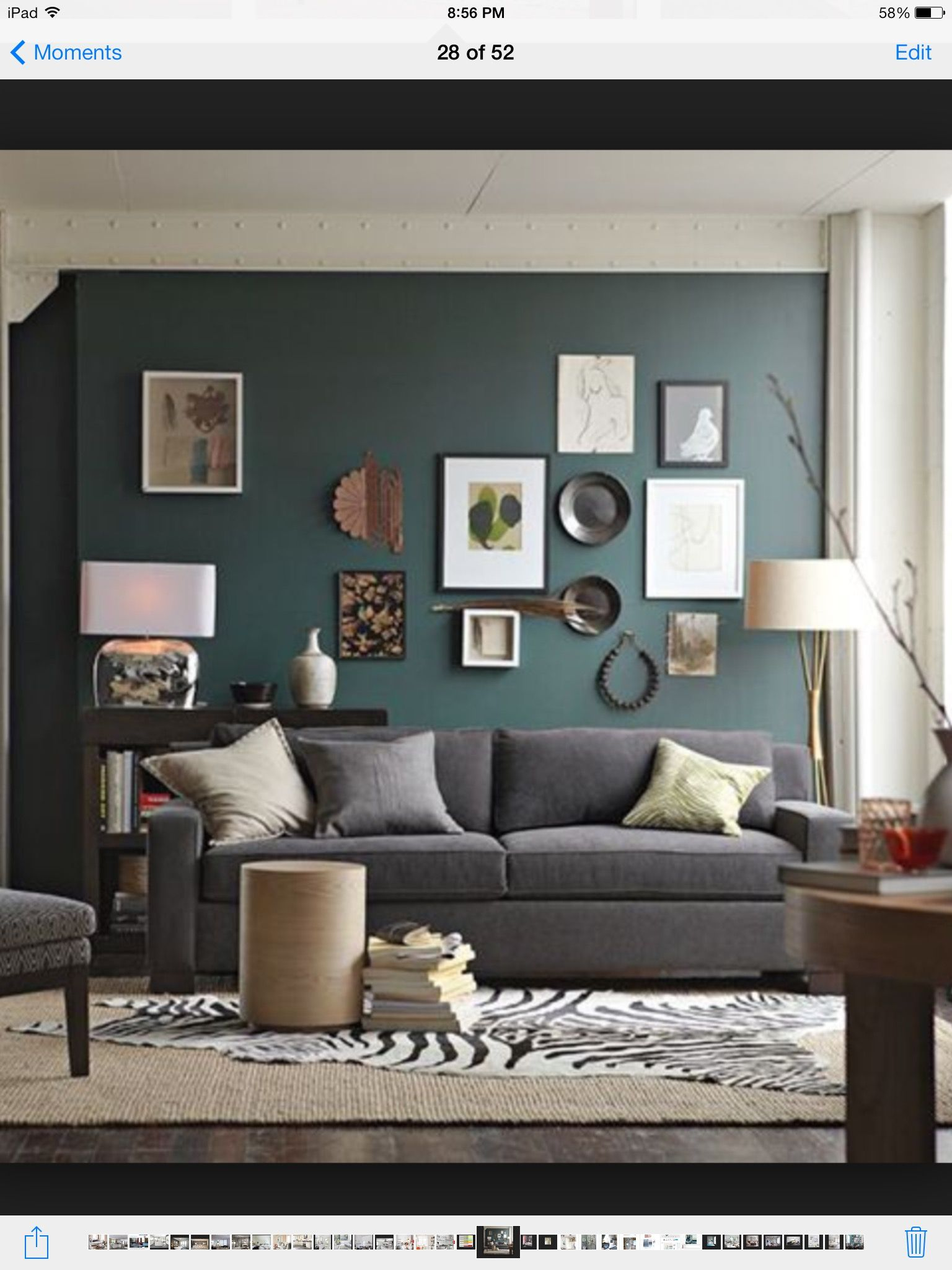 Awesome Teal Sofa Couch Decoration For Living Room Color Scheme