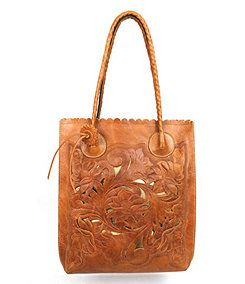 Patricia Nash Cavo North/South Tote