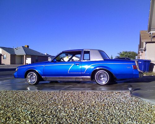 84 Buick Regal Limited Buick Regal Buick American Muscle Cars