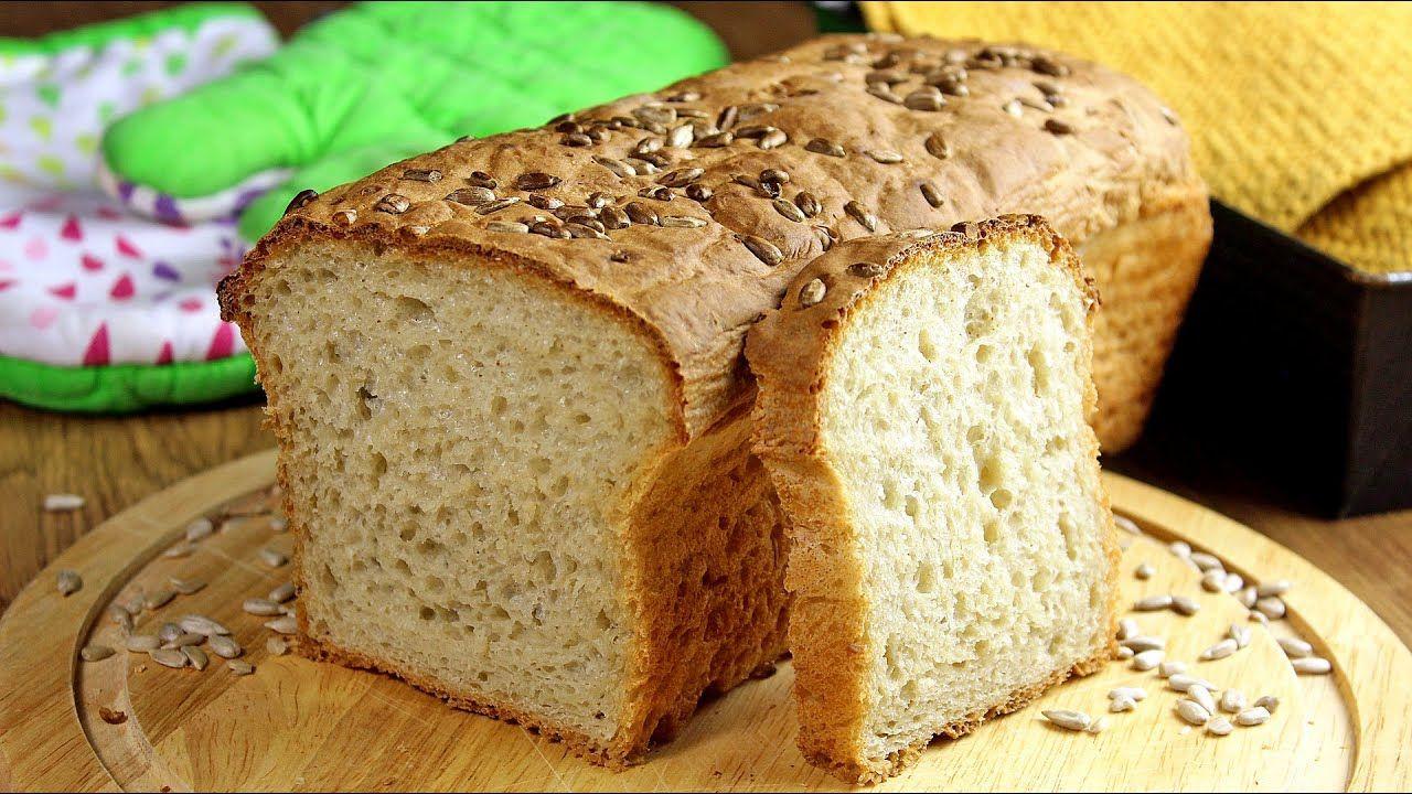 Chleb Domowy Bez Wyrabiania Bardzo Prosty Smaczne Przepisy Food Bread Kfc