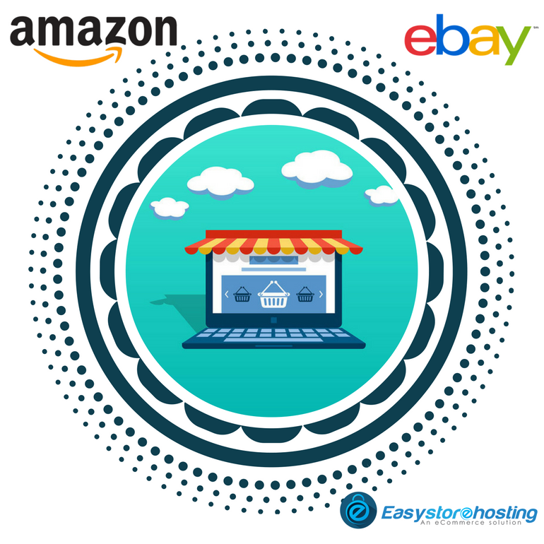 What Improvements Online Sellers Want To See In eBay & Amazon  #AmazonSellers, #EbaySellers, #ECommerceWebsites, #OnlineSellers, #EasyStoreHosting