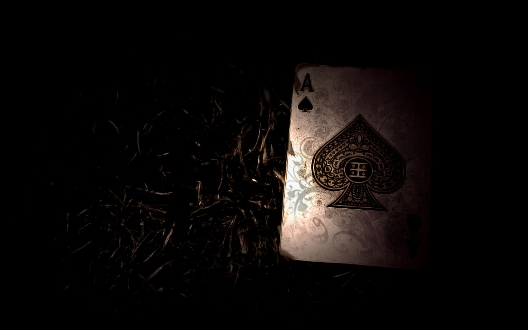 a spade card wallpaper  Ace of Spades Wallpaper HD - WallpaperSafari in 7 | Cards ...