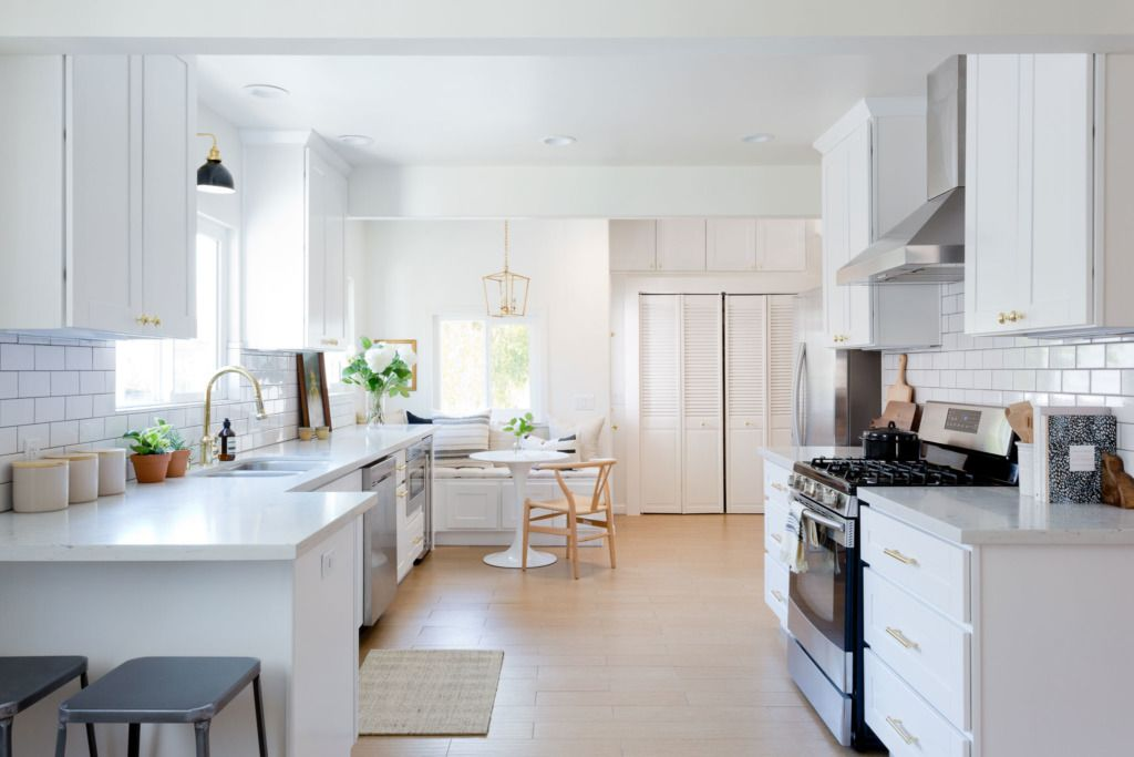 a sleek renovation for a pasadena home light bright rooms rh pinterest com