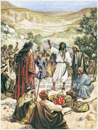 caleb in the bible kjv
