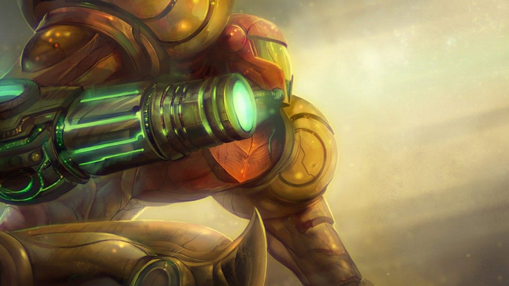 Image Detail For Metroid Prime Art Hd Wallpaper Crispme Metroid Samus Metroid Samus