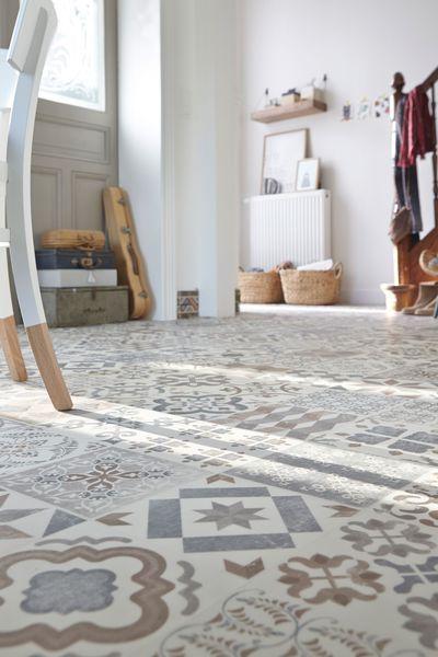 Epingle Par Sophie Lemoine Sur Deco Maison En 2020 Imitation Carreaux De Ciment Carreau De Ciment Vinyle Carreaux De Ciment