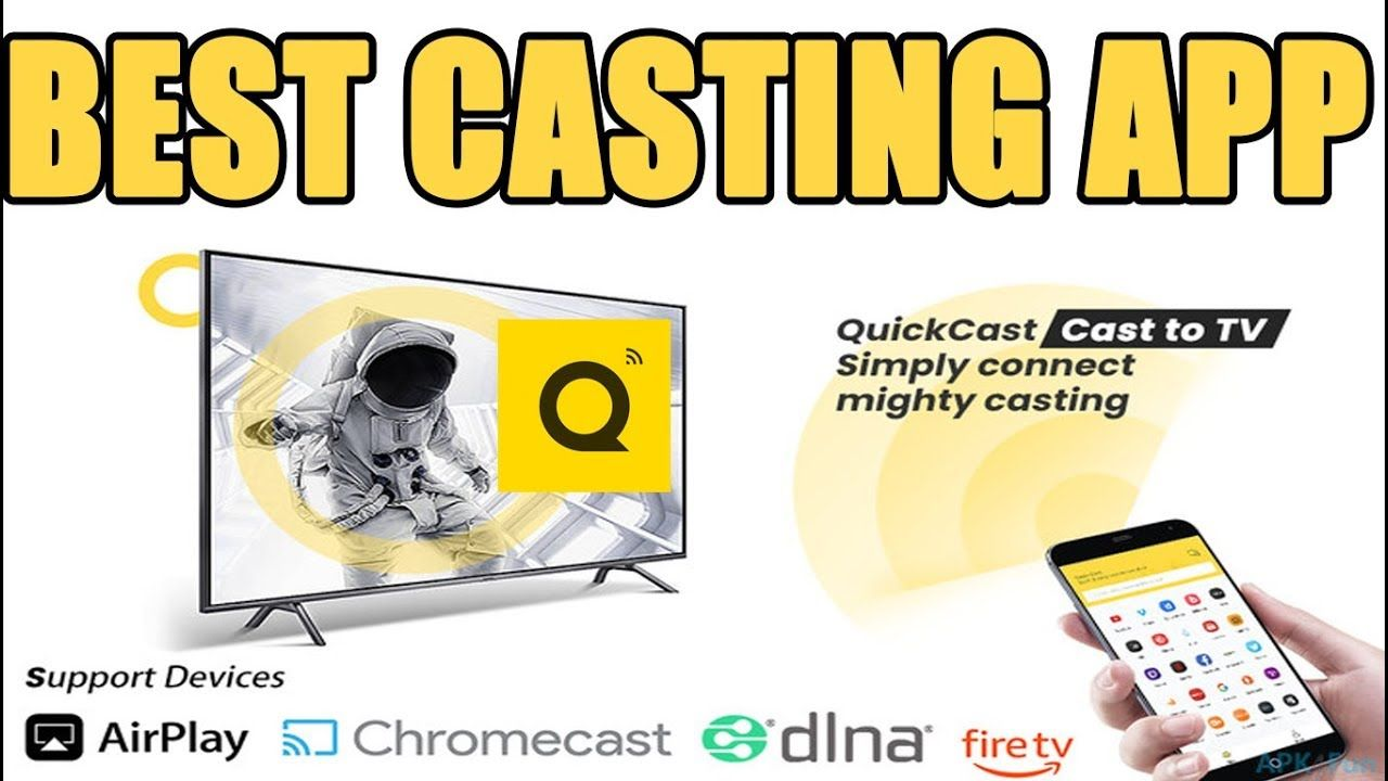 Cast any Live Stream to Your Firestick & Smart tv using