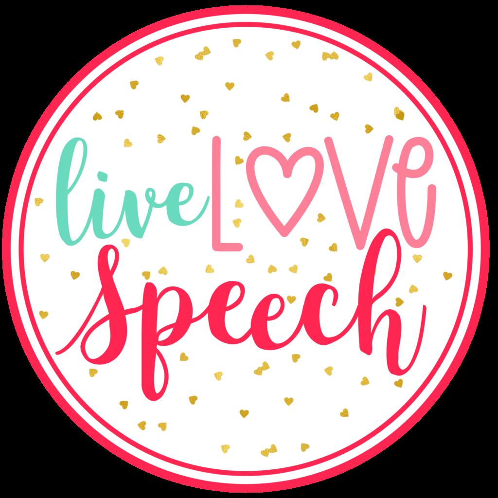 25 + Preschool SLP Must Haves! Love speech, Speech
