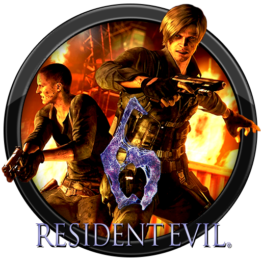 Resident Evil 6 Icon Png Download Number 43697 Daily Updated Free Icons And Png Images For Your Projects All Images Use To Free Fo Resident Evil Evil Icon