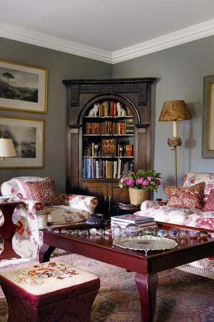 style file sibyl colefax john fowler interior design family rh pinterest com