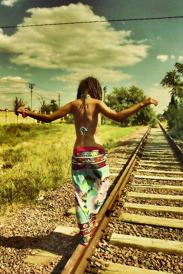 Rasta girl #pruneforjune
