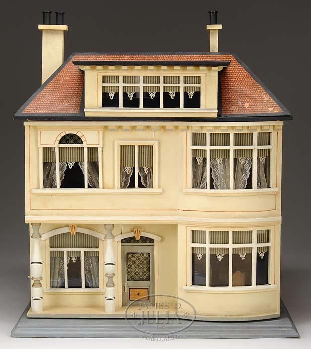Dream Dollhouses Interesting Collection On Ebay Mini House Miniature Houses House