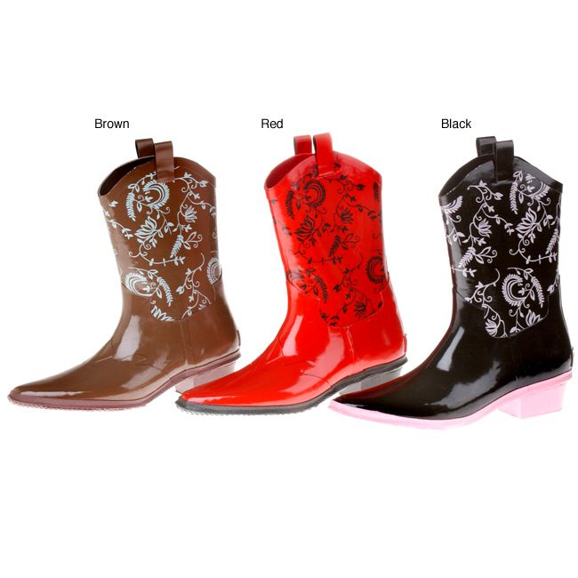 istaydry.com rubber-cowboy-rain-boots-11 #rainboots | Shoes ...