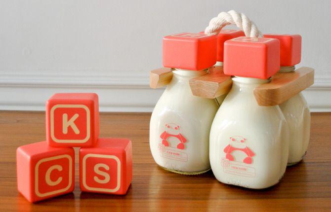 KMART REDESIGN - nicoleberman #milk #bottle