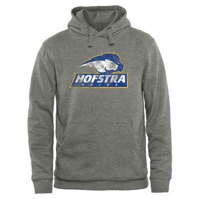 Men's Ash Hofstra University Pride Classic Primary Pullover Hoodie  hot sale