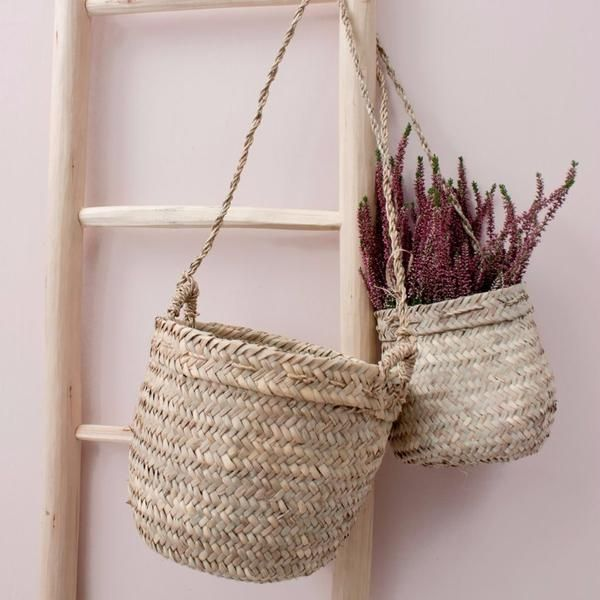 BELDI HANGING BASKET - LARGE