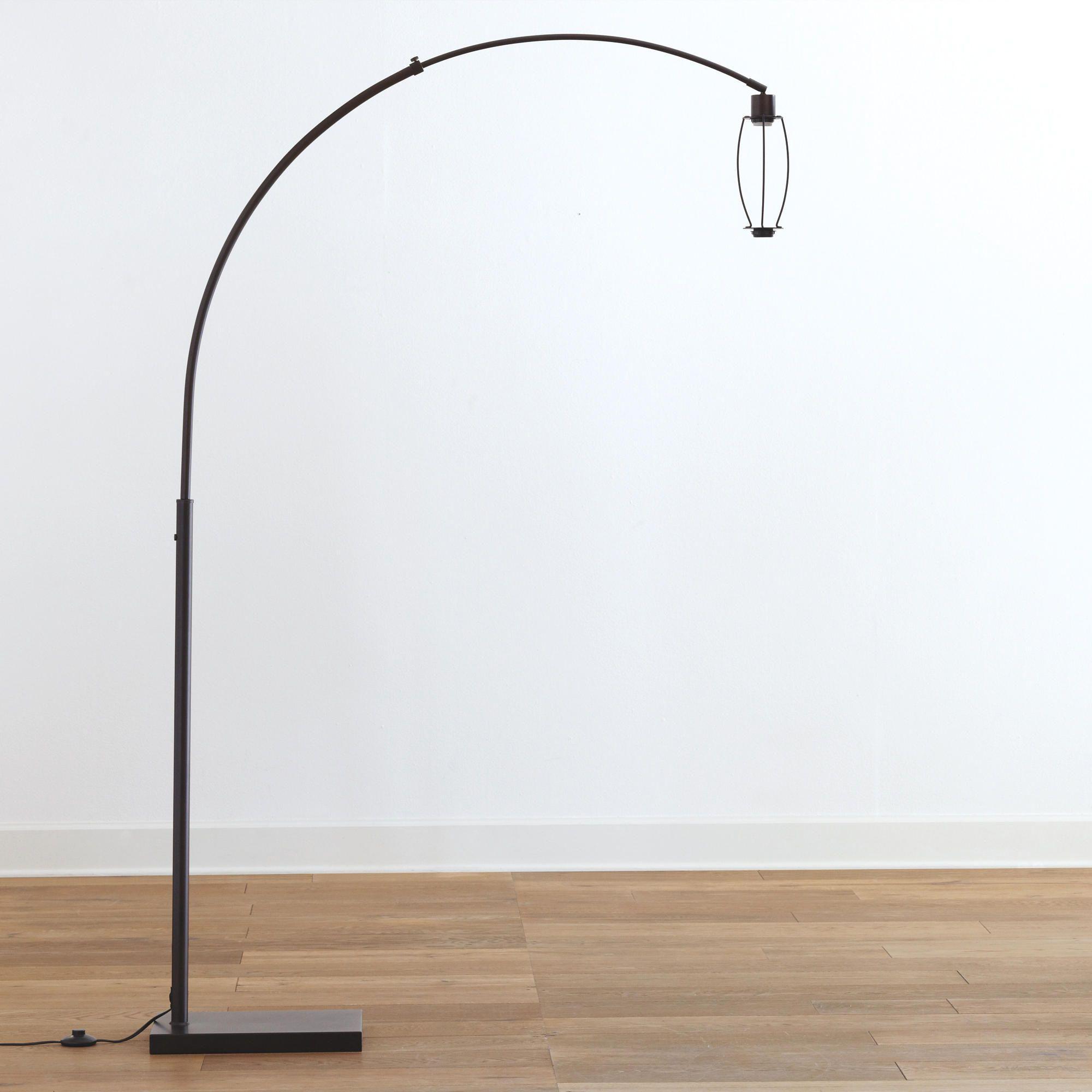 Loden Arc Floor Lamp Base Loden Arc Floor Lamp Base
