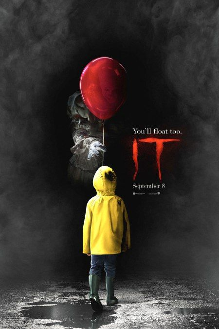 Pennywise Lurks in New Poster For Stephen King's 'It' | Scary ...