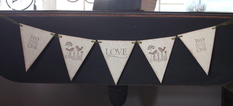 Items similar to 5 Piece Love Birds
