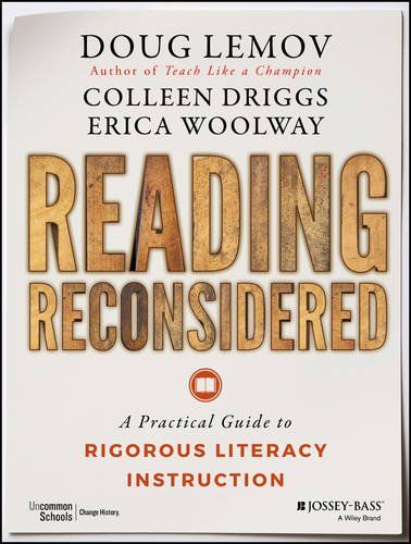 Reading Reconsidered: A Practical Guide to Rigorous Literacy Instruction by Doug Lemov http://www.amazon.com/dp/1119104246/ref=cm_sw_r_pi_dp_hiwSwb1WTBGN8