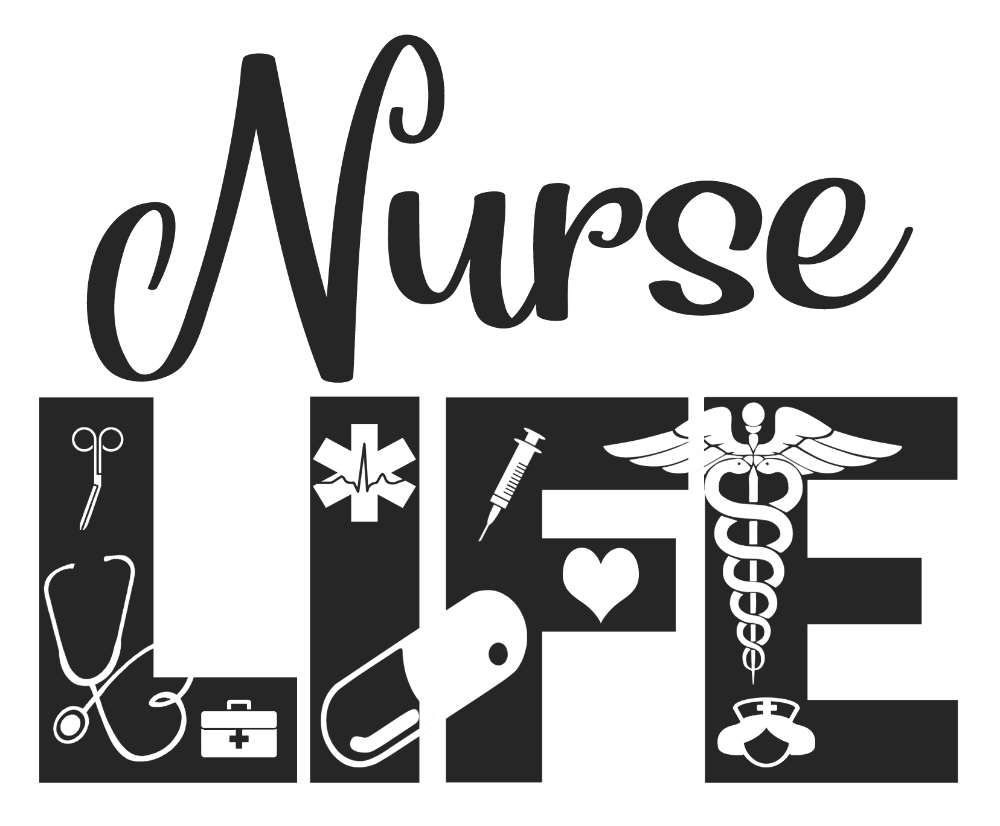 Free Nurse Life Svg File Cricut Free Svg Cricut Projects Vinyl