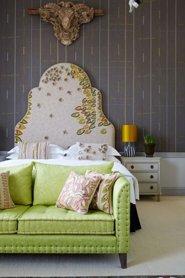 Eclectic style by Kit Kemp UK designer