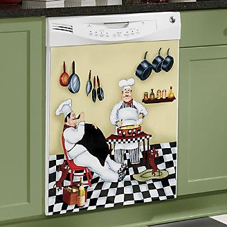my kitchen decor this would work for me i want it fat chef rh pinterest com