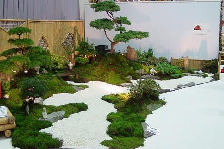 der kleine japangarten natur kleiner japanischer. Black Bedroom Furniture Sets. Home Design Ideas